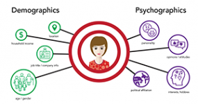 Demographics Psychographics