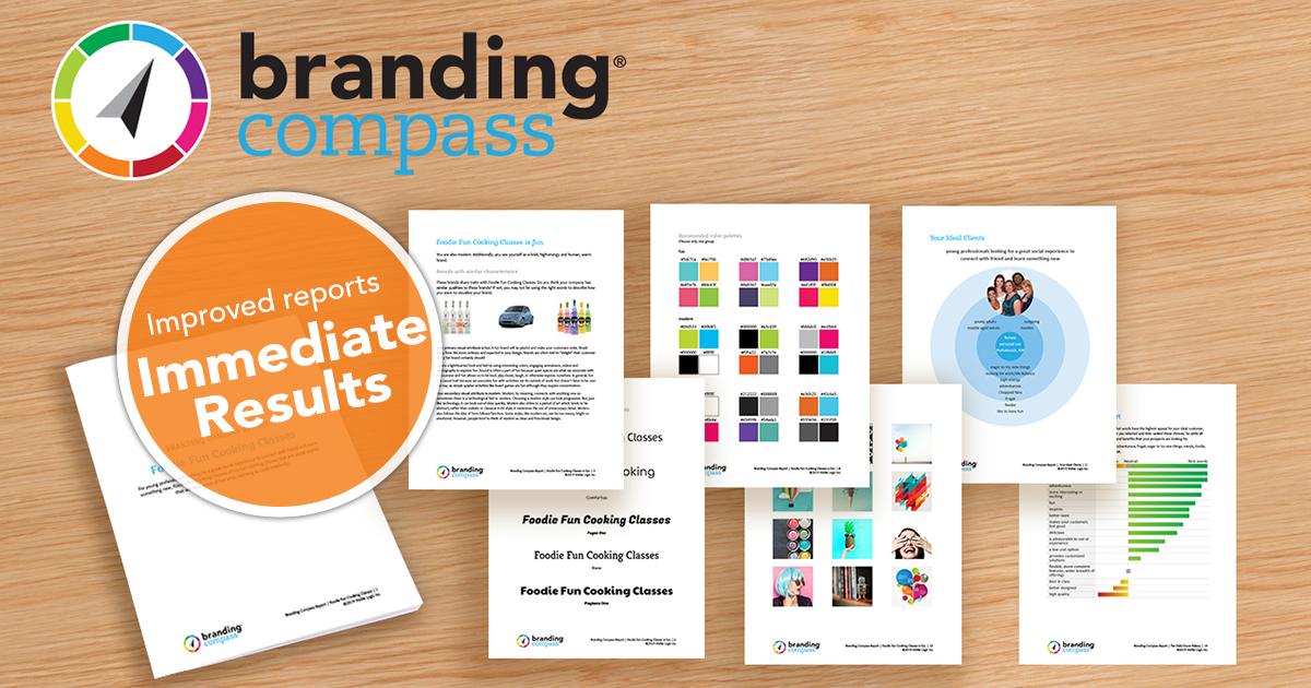 Upgrade Branding Compass