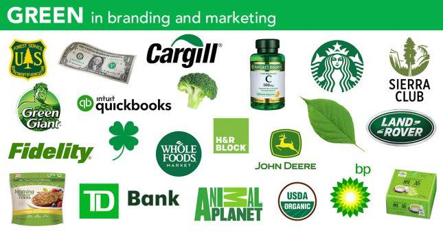 Best green logos