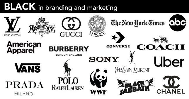 best black logos