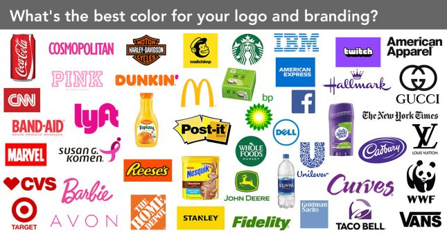 Color psychology: best color for logo and branding