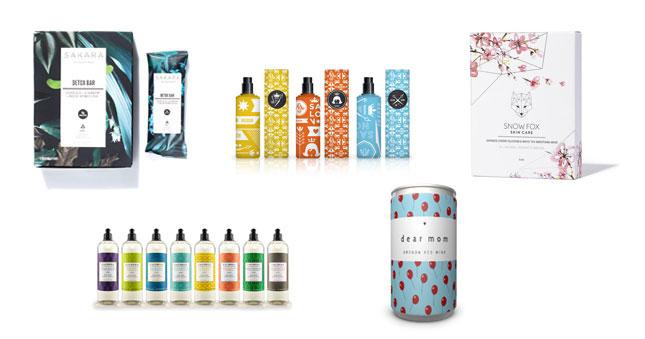 Examples of modern branding design